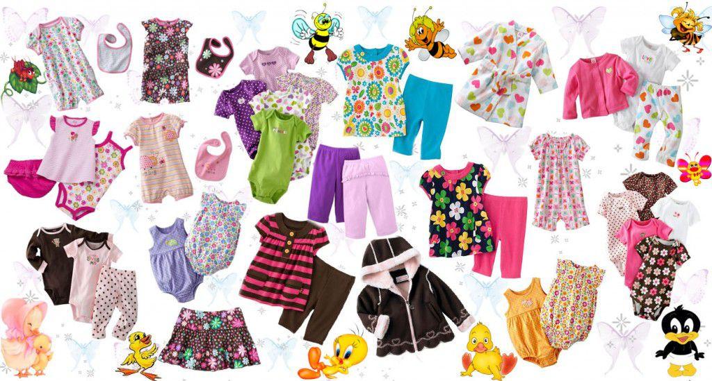 Детская одежда оптом для подростков и новорожденных