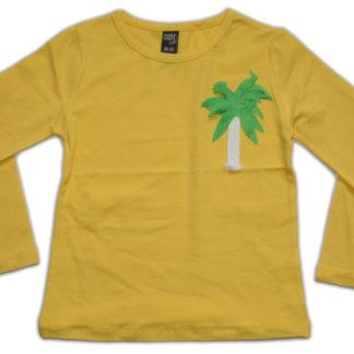 Реглан д/д «Пальма» желтый р.2,4,8 (179), CIGIT kids
