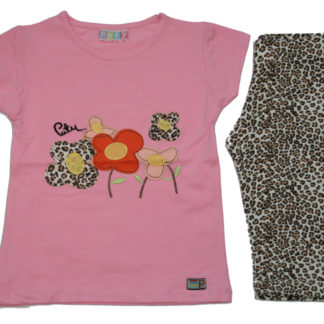 Комплект Цветы д/д, розовый, р.86,98 лет (540-9),  Paty kids