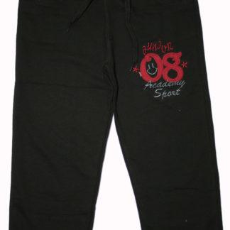 Штаны спорт для мальчика, черный, р.5 (93114)
