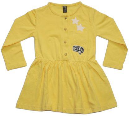 Платье, желтый, р.2-9лет (40314) Cigit