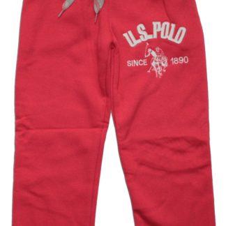 Спортиные штаны утепленные, корал, р.6,7 лет (1521), ТМ Polo