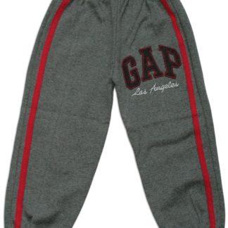 Спорт.штаны «GAP»(начес), серый р.110,116 лет
