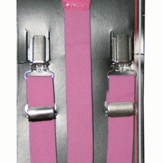 Подтяжки, розовый (211627)
